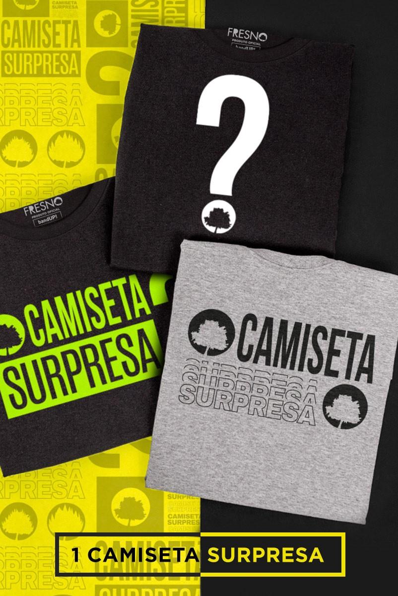 Camiseta Masculina SURPRESA Fresno
