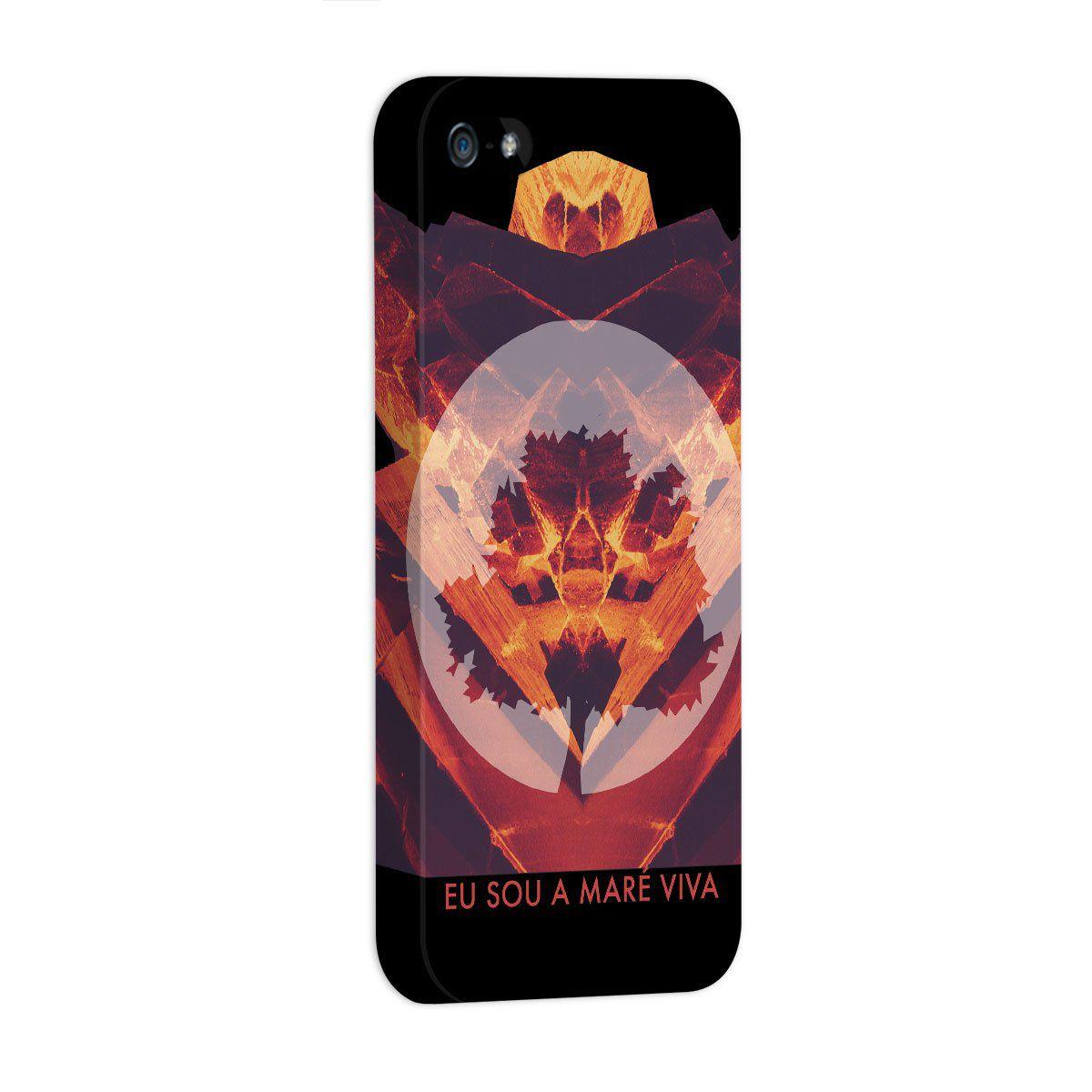 Capa para iPhone 5/5S Fresno - À Prova de Balas