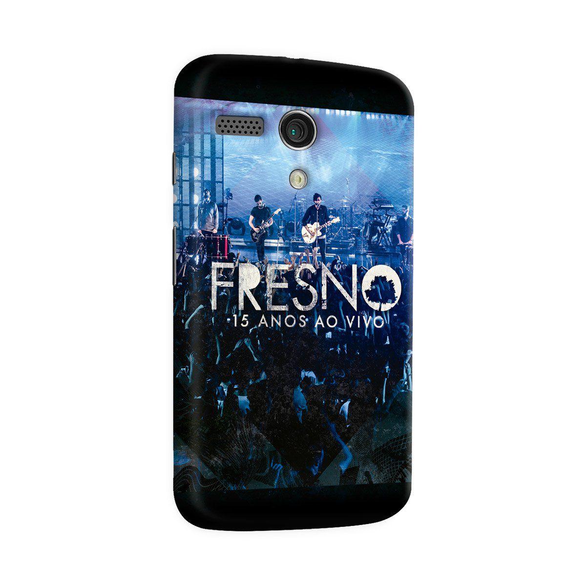 Capa para Motorola Moto G 1 Fresno Capa