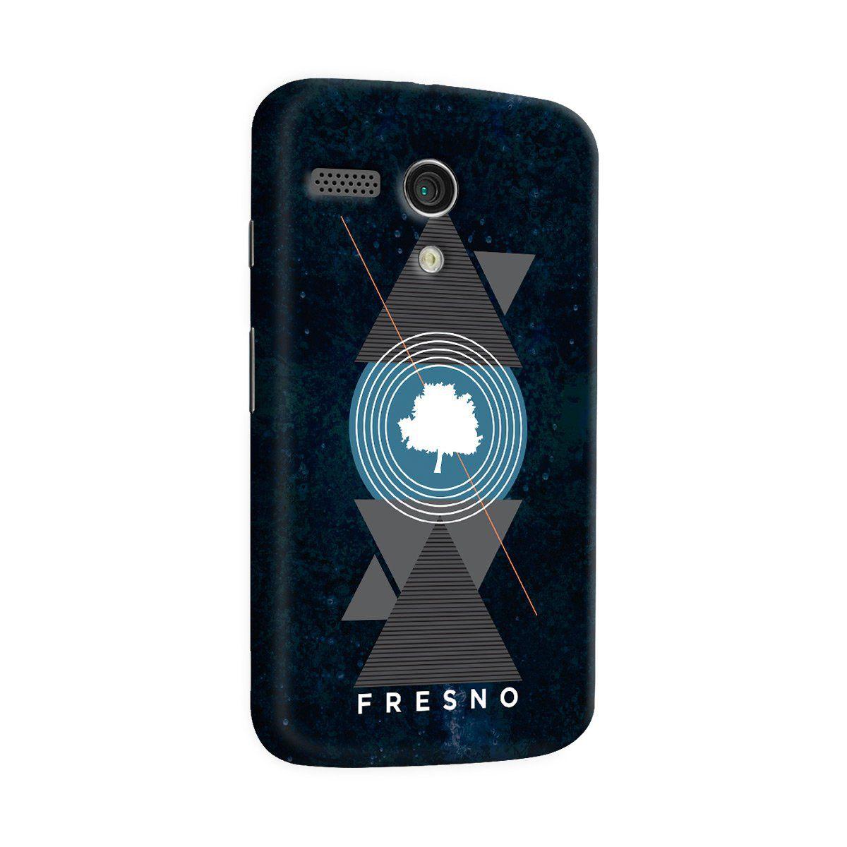 Capa para Motorola Moto G 1 Fresno Geometric