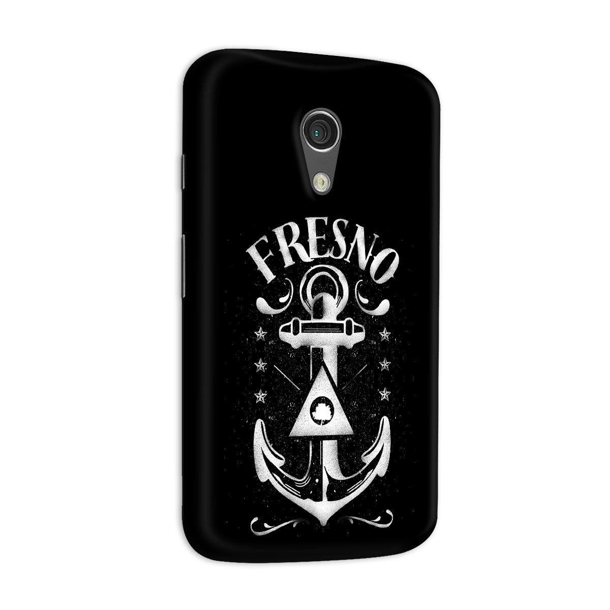 Capa para Motorola Moto G 2 Fresno Anchor