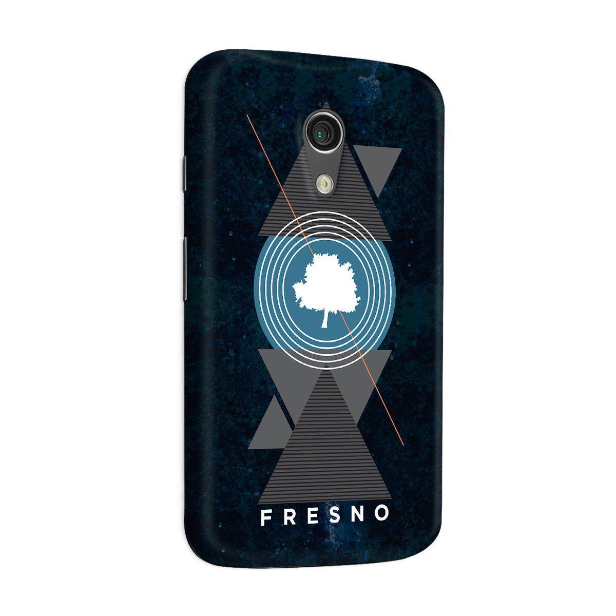Capa para Motorola Moto G 2 Fresno Geometric