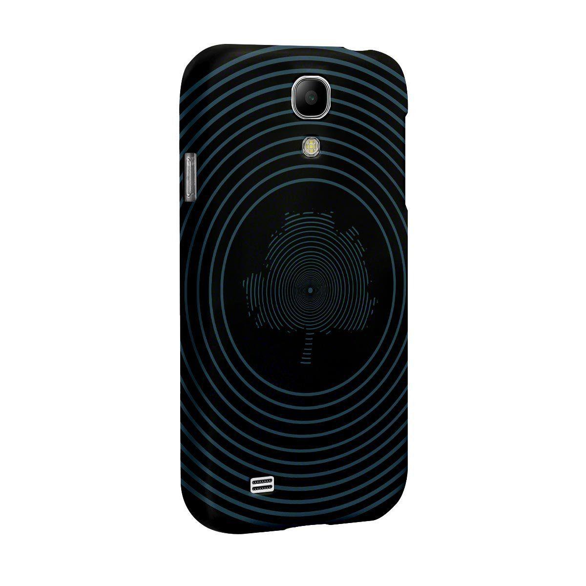 Capa para Samsung Galaxy S4 Fresno Círculos