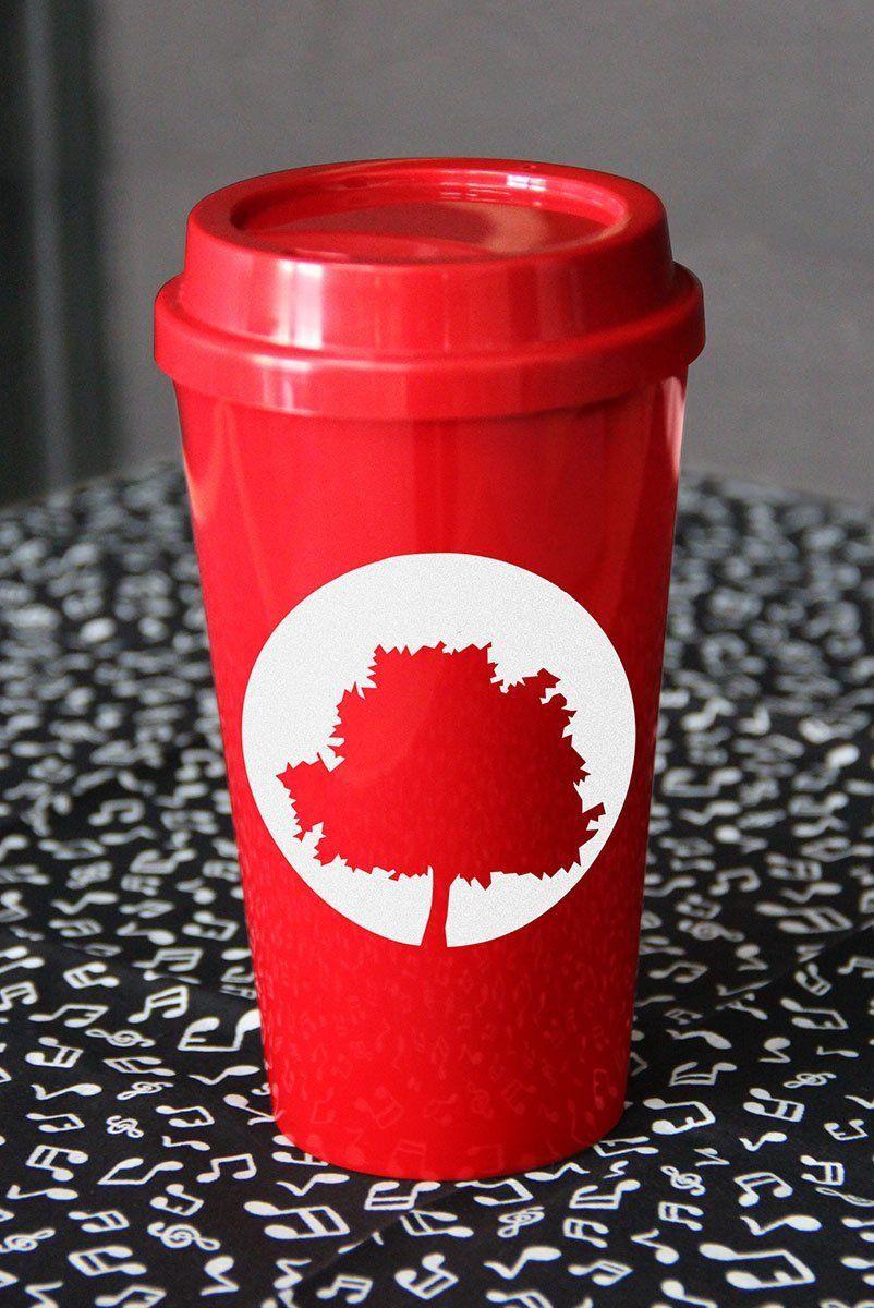 Copo Bucks Fresno Logo Árvore