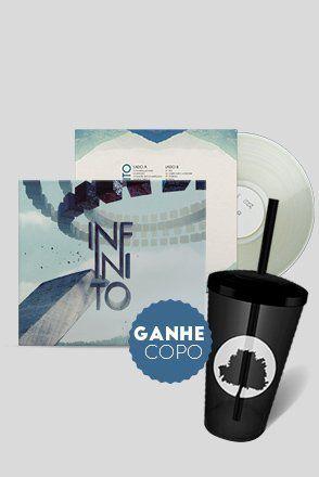 LP Fresno Infinito Rubricado + Copo Grátis