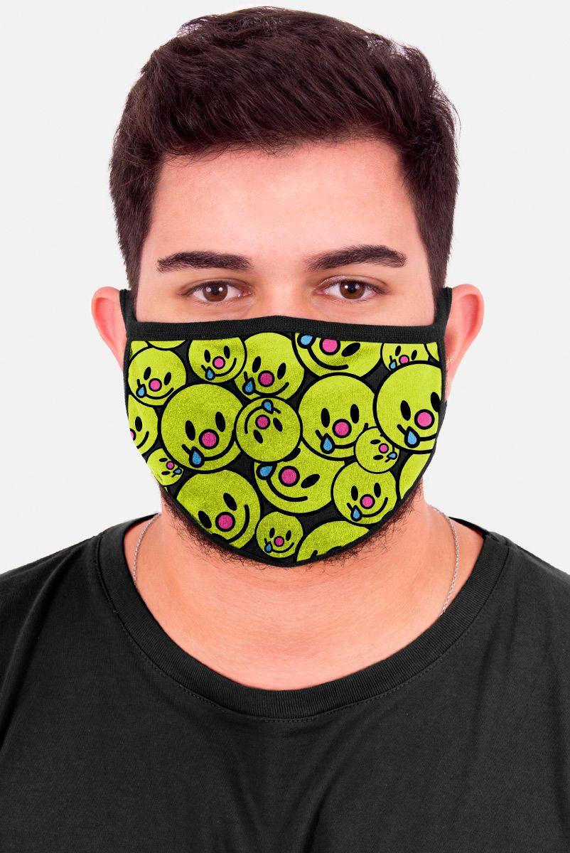 Máscara Fresno Chorindo