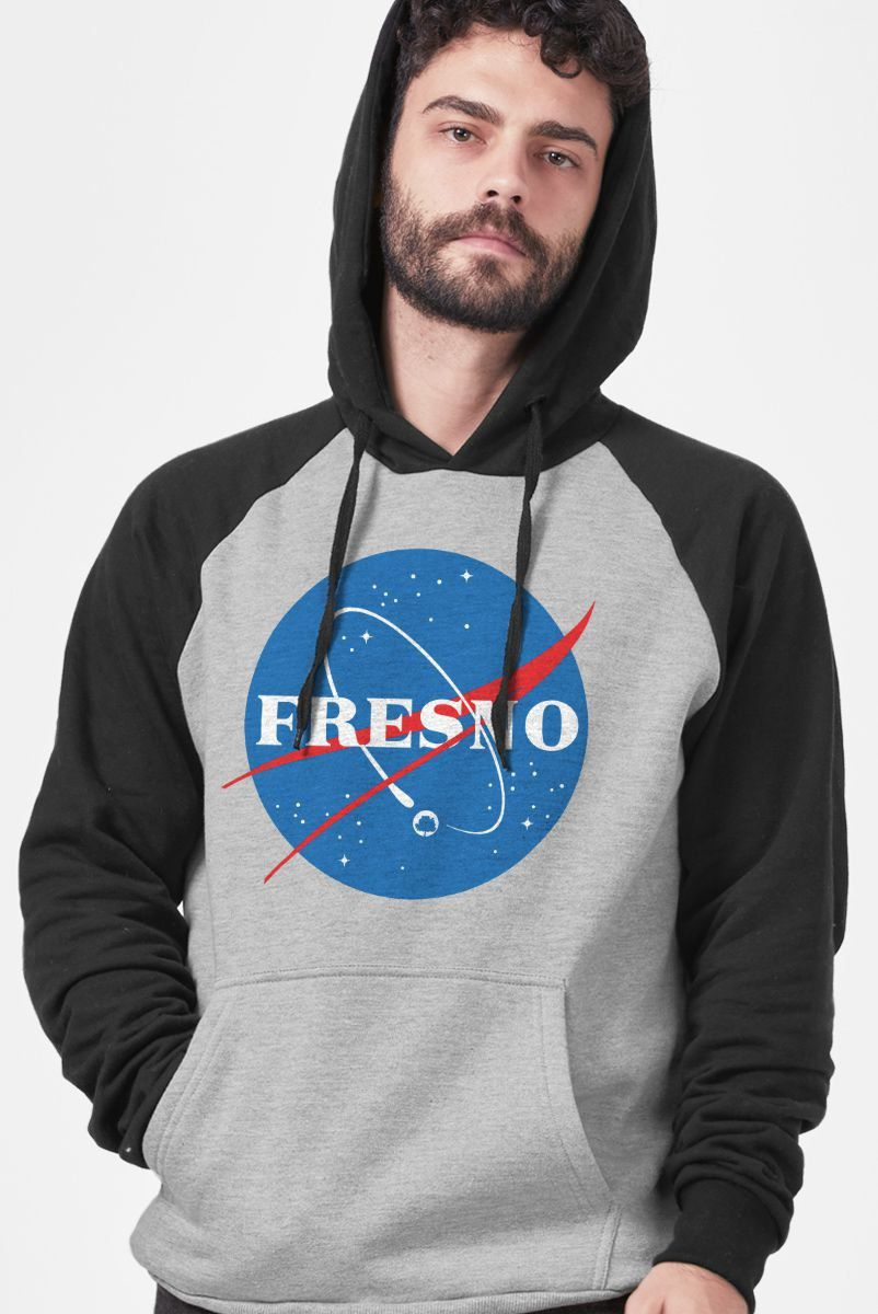Moletom Raglan Fresno Programa Espacial
