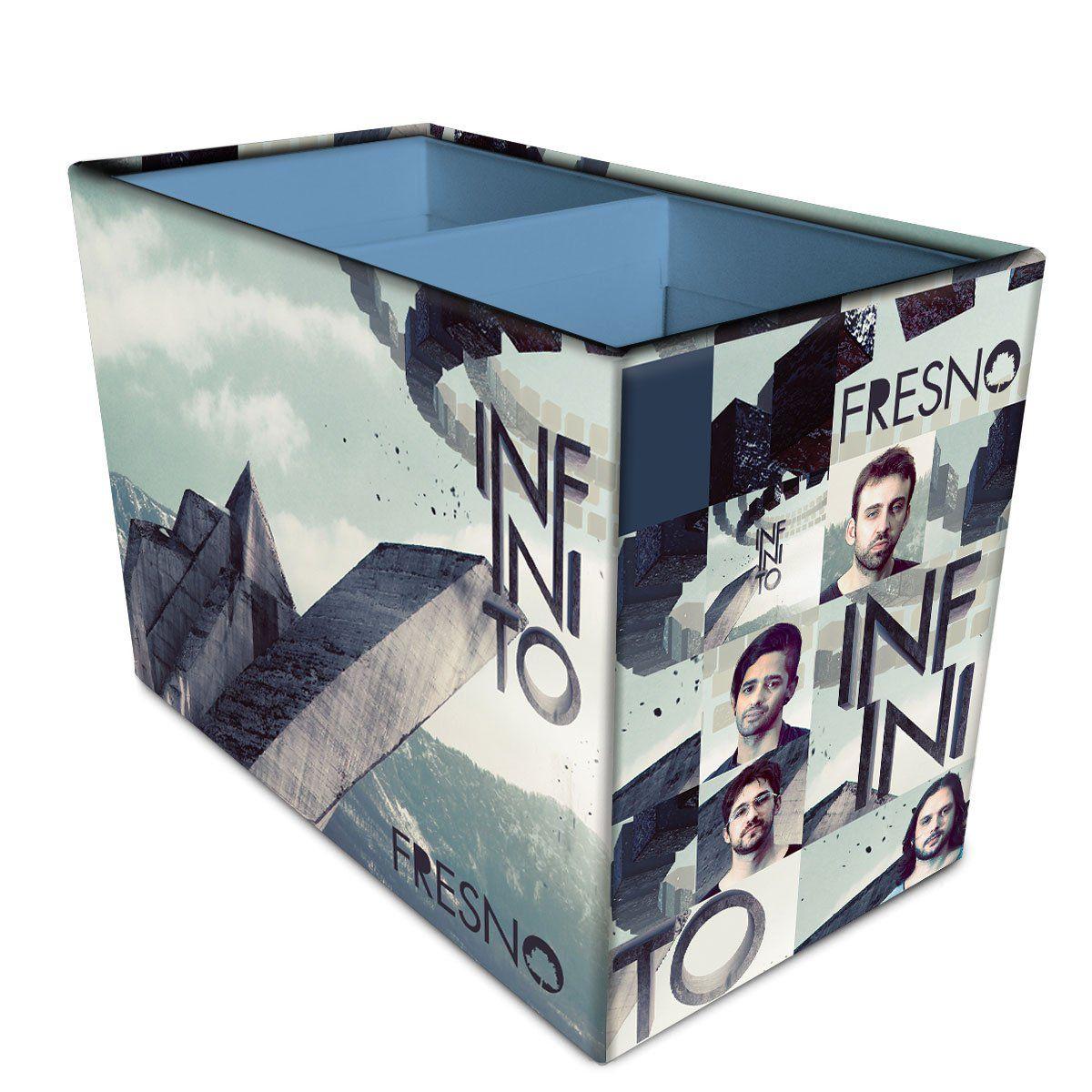Porta-lápis Fresno - Infinito