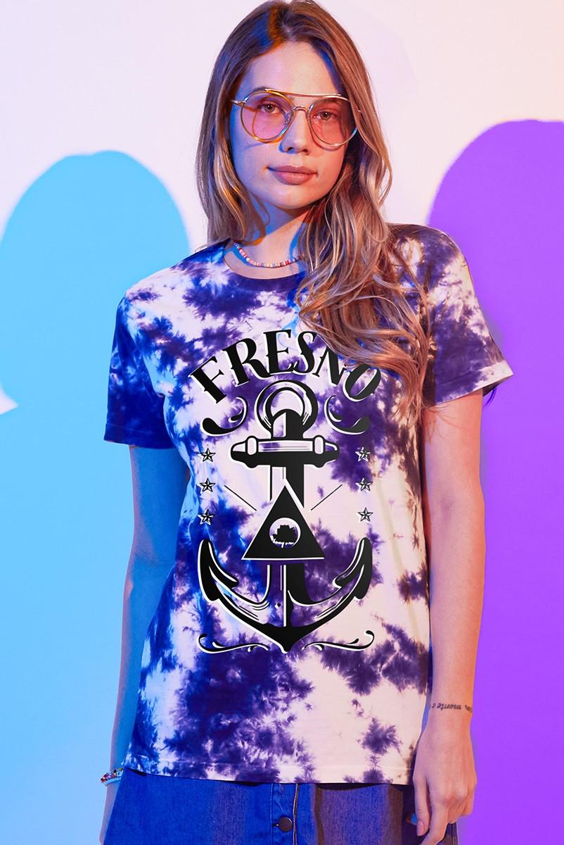 T-shirt Feminina Fresno Anchor