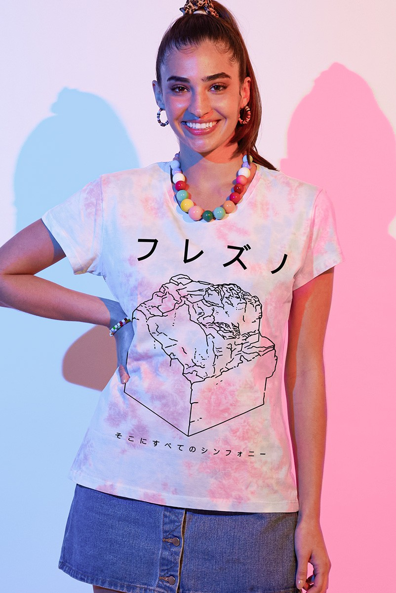 T-shirt Feminina Fresno Sokoni Sube