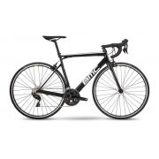 BICICLETA BMC TEAMMACHINE SLR03 ONE SPEED 105 22V CARBONO PRETA E BRANCA E CINZA 2019