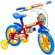 BICICLETA NATHOR ARO 12 FIRE MAN