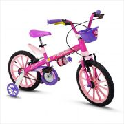 BICICLETA NATHOR ARO 16 TOP GIRLS 4