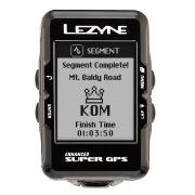GPS LEZYNE SUPER GPS CICLOCOMPUTADOR V204 PRETO