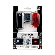 KIT FAROL VISTA CICLOCOMPUTADOR GO-KIT EL135 LD135 VL520 CATEYE