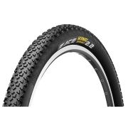 PNEU 26X2.2 CONTINENTAL RACE KING  PRETO/DOBRAVEL
