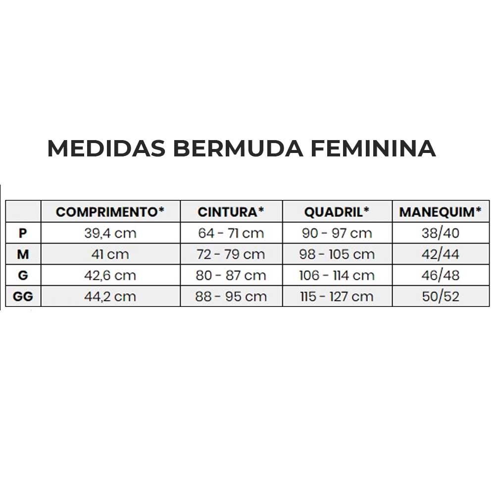 BERMUDA ELITE FEMININA AZUL MARINHO E PINK COM FORRO 3D CICLISMO