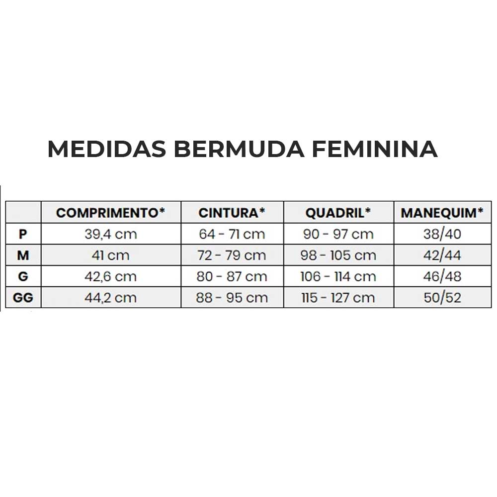 BERMUDA ELITE FEMININA PRETA COM FAIXA COLORIDA E FORRO 3D CICLISMO