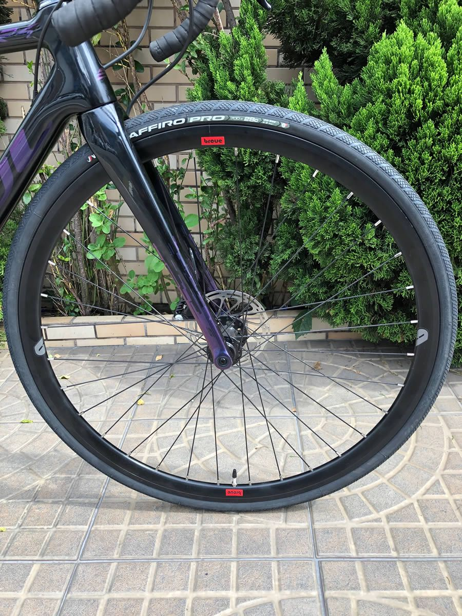 BICICLETA SOUL 3R4 DISC 105 CARBONO SPEED CUSTOMIZADA