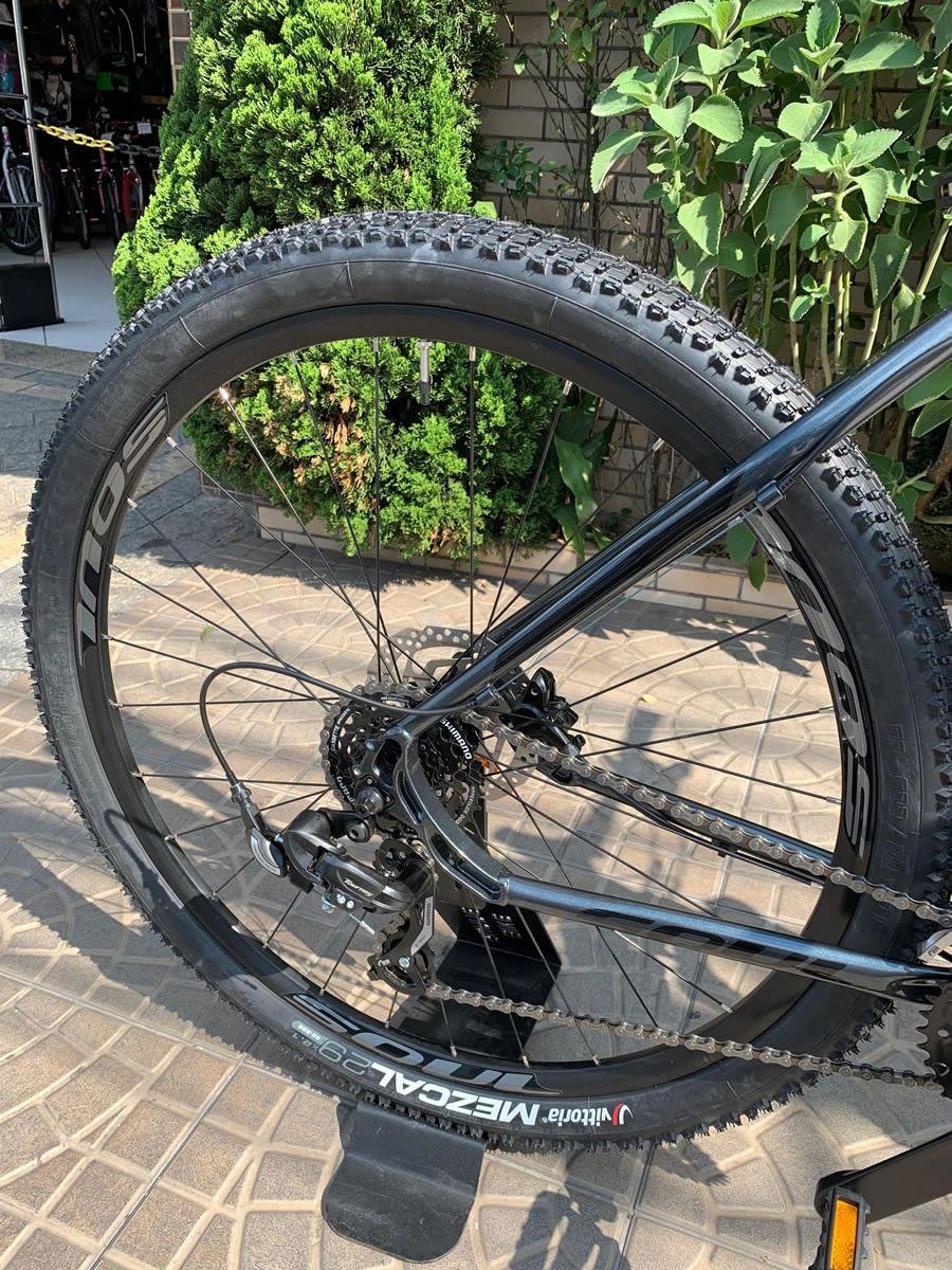 BICICLETA SOUL SL 129 ARO 29 TOURNEY 21V FREIO A DISCO HIDRAULICO GRAFITE