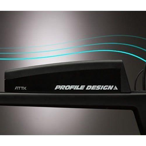 BOLSA DE QUADRO PROFILE DESIGN ATTK UNIT E-PACK PRETA ACATKICPK1