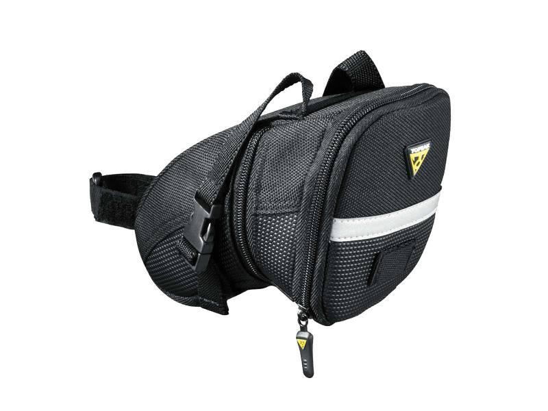 Bolsa de Selim Topeak Aero Wedge Pack com Tira M