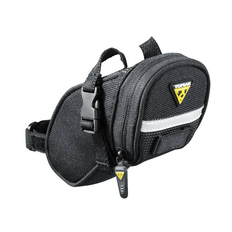 BOLSA DE SELIM TOPEAK AERO WEDGE PACK COM TIRA XS 0.41L
