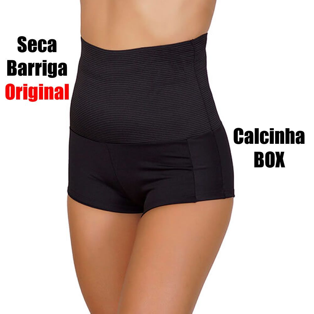 411b47ace CALCINHA BOX SECA BARRIGA CORPO MODELADO COM COMPRESSAO - Bike Runners ...