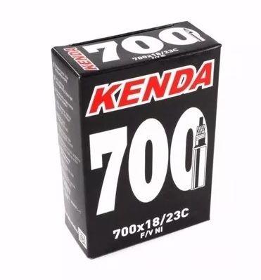 CAMARA 700X18/23C KENDA VALVULA PRESTA 48MM - ISP