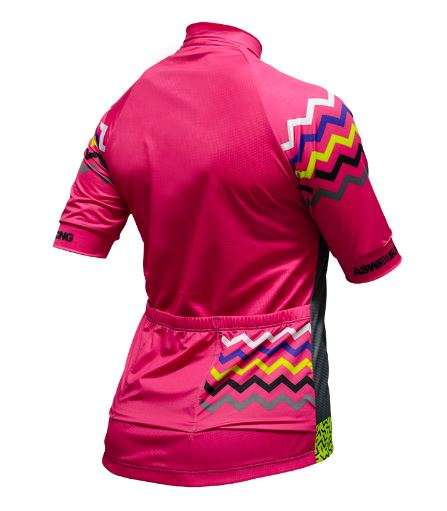 CAMISA ASW FEMININA FUN PARTY PINK