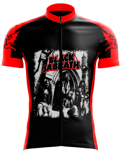 d29d076a8c CAMISA BLACK SABBATH CICLISMO ROCK - Bike Runners ...