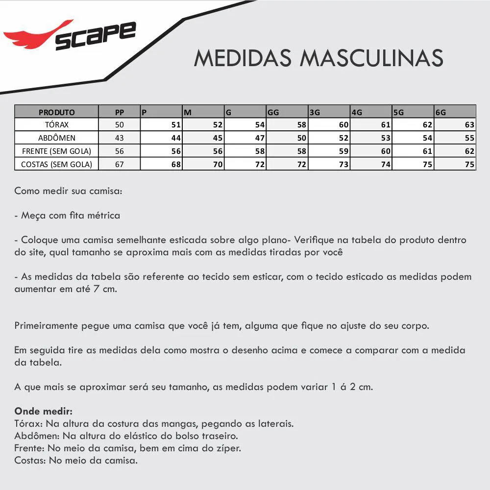 CAMISA SCAPE BRASIL 2.0 VERDE AZUL E AMARELA CICLISMO 21