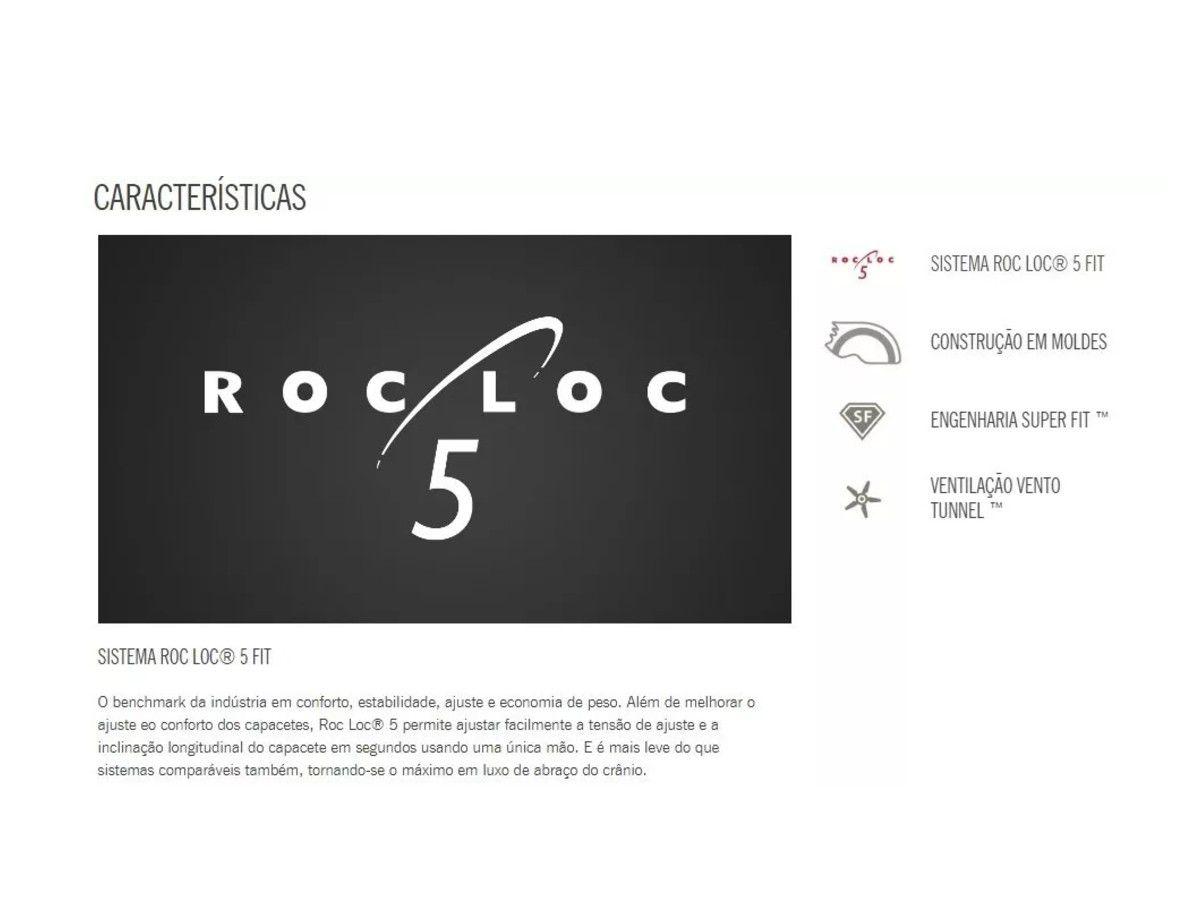 CAPACETE GIRO FORAY BRANCO E AZUL - ISP