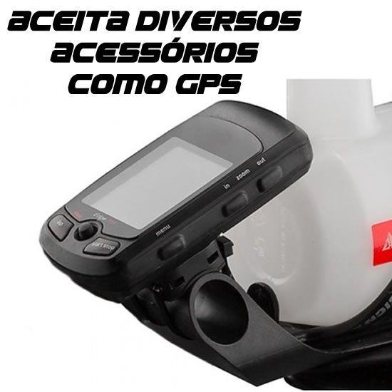 CARAMANHOLA PROFILE DESIGN PARA CLIP HC HYDRATION SYSTEM COM SUPORTE GPS