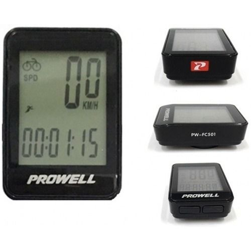 ciclocomputador prowell fw 501