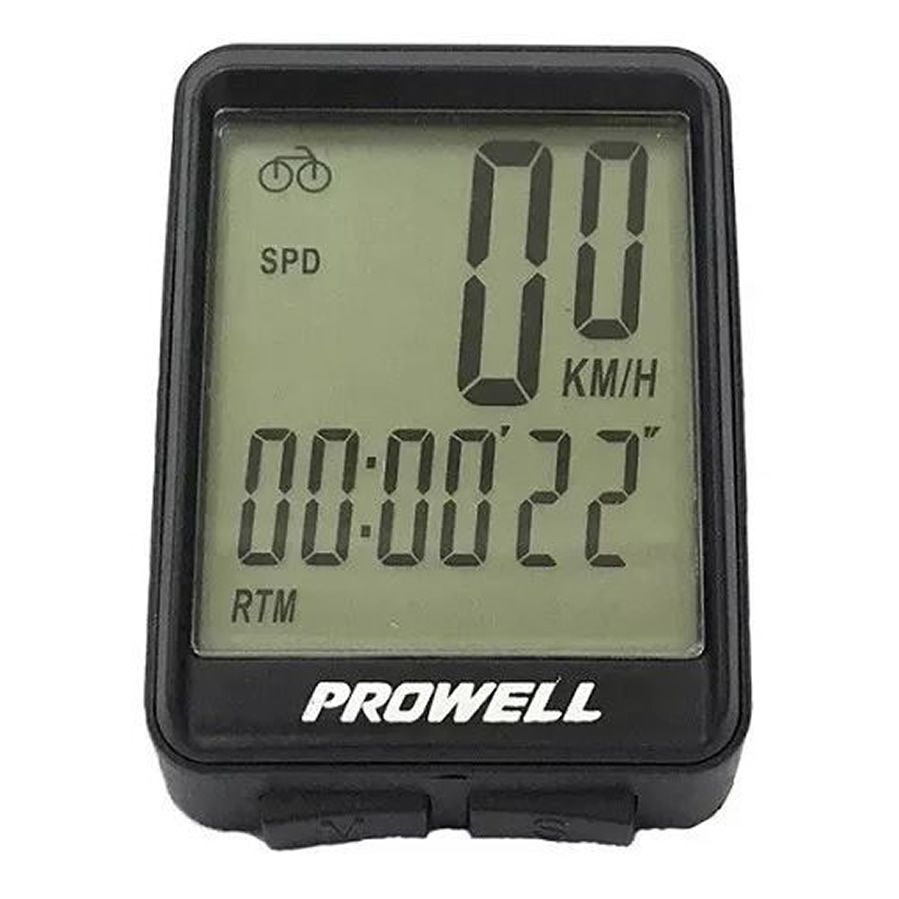 ciclocomputador prowell pw fw 507