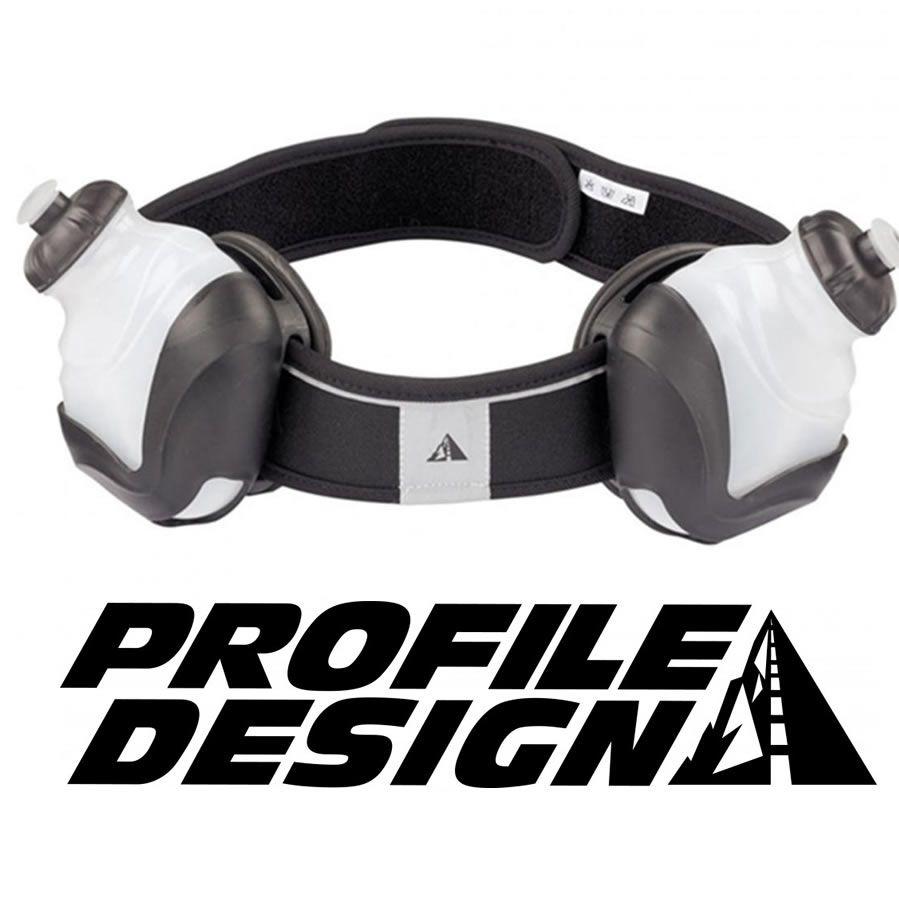 CINTO DE HIDRATACAO PROFILE DESIGN SYNC 2 PRETO XL