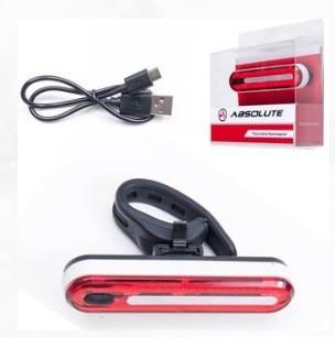 FAROL TRASEIRO ABSOLUTE JY-6085T CARREGAVEL USB