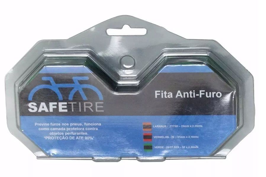 FITA ANTI FURO MTB ARO 26 - 31MM - SAFETIRE - ISP