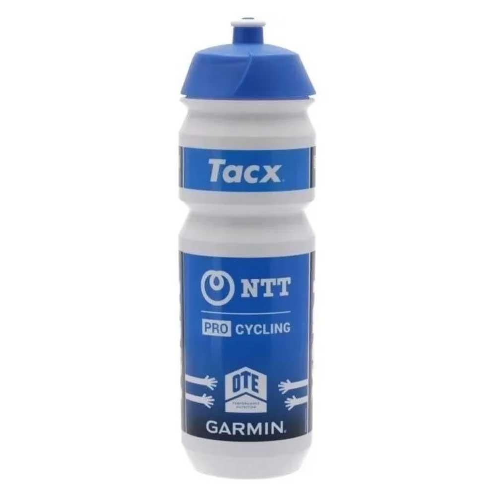 GARRAFA TACX SHIVA PRO TEAM NTT BRANCA E AZUL 750ML 21- ISP