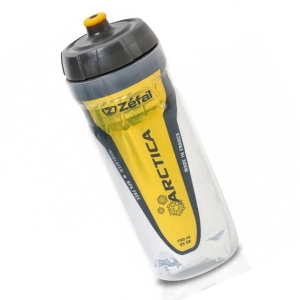 GARRAFA TERMICA ZEFAL ARCTICA FREE BPA 550ML AMARARELA - ISP