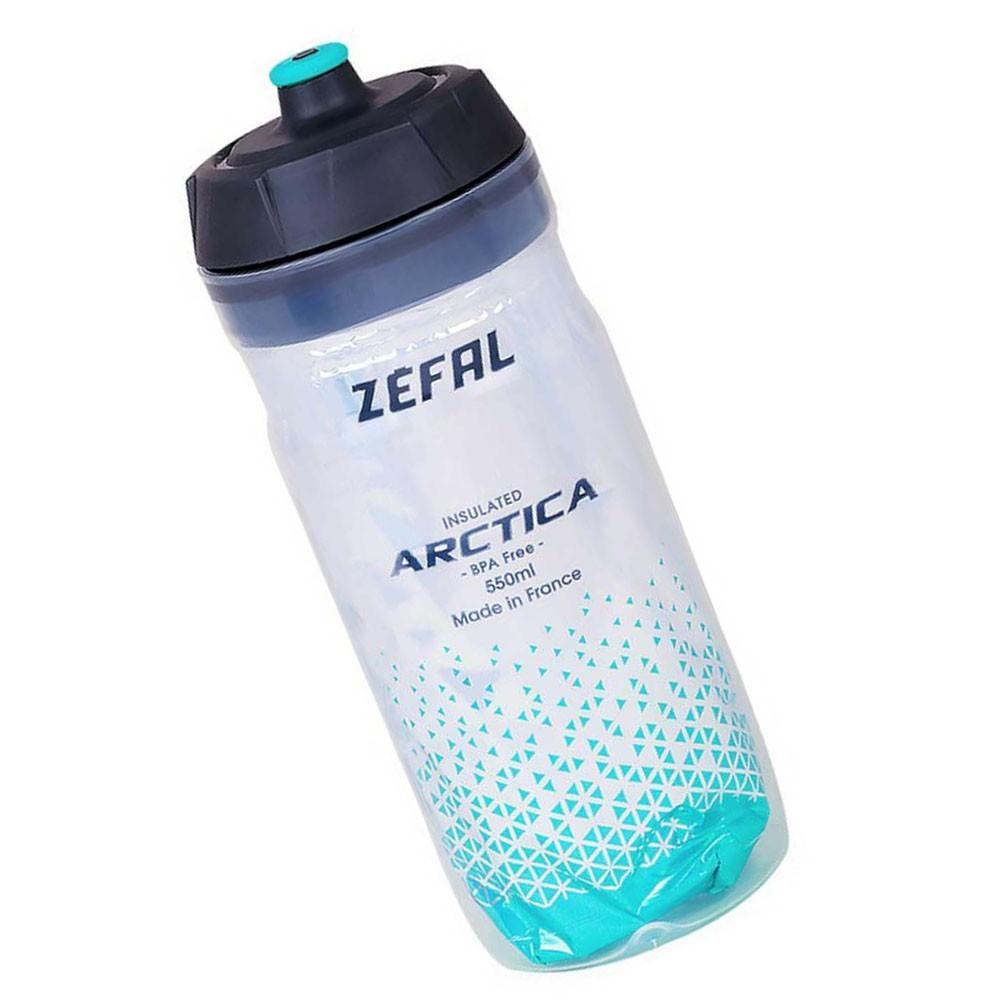GARRAFA TERMICA ZEFAL ARCTICA FREE BPA 550ML VERDE - ISP