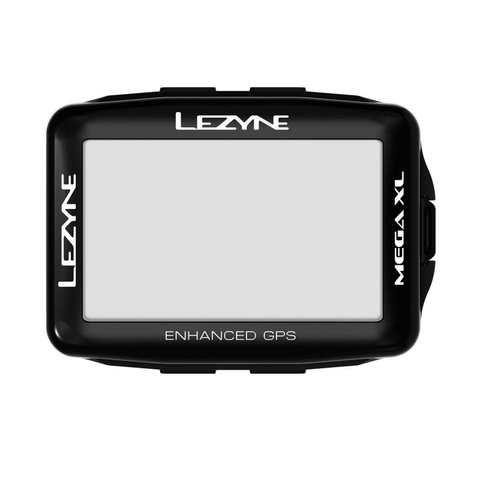 GPS LEZYNE MEGA XL CICLOCOMPUTADOR V104 PRETO