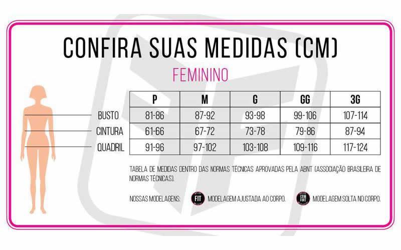 JAQUETA CORTA VENTO FREEFORCE FEMININA FIT DARK FLORIDA (MODELAGEM FIT)
