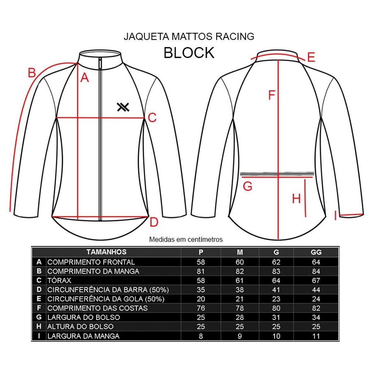 JAQUETA CORTA VENTO MATTOS RACING PRETA BIKE BLOCK CICLISMO 21