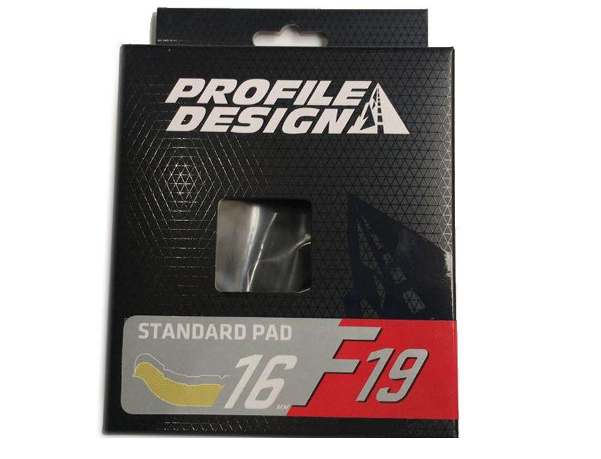 KIT DE ALMOFADAS PROFILE DESIGN F-19 STANDARD PADS