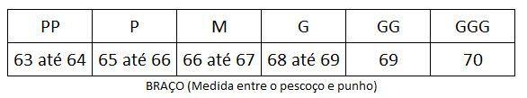 MANGUITO DE INVERNO ASW BRANCO 18