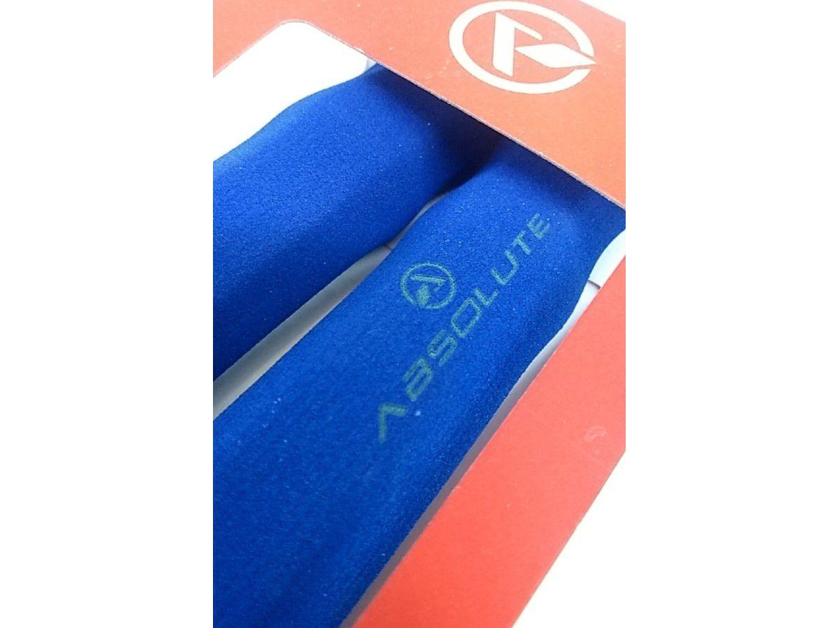MANOPLA ABSOLUTE ESPUMA AZUL 125MM - ISP