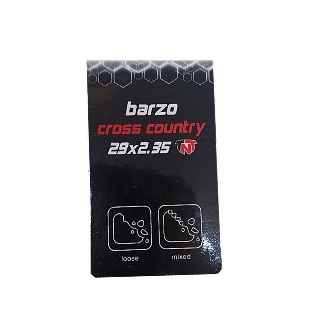 PNEU 29X2.35 VITTORIA BARZO XC TRAIL TNT GRAFENO PRETO/CINZA 2.0