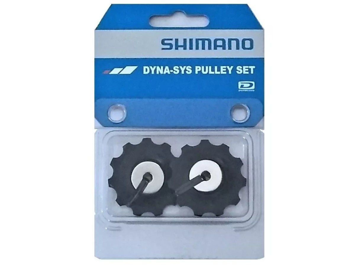 ROLDANA DE CAMBIO SHIMANO DYNA-SYS SLX RD-M663 SGS - BLC